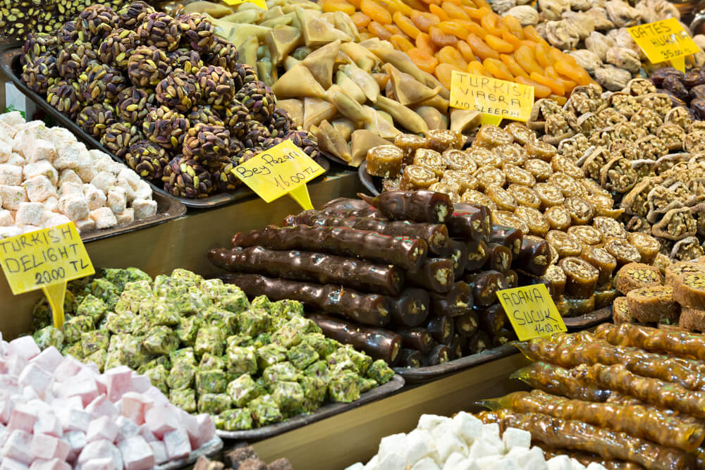 حلويات الجراند بازار