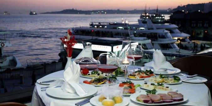 Hanedan Restaurant Meat & Fish