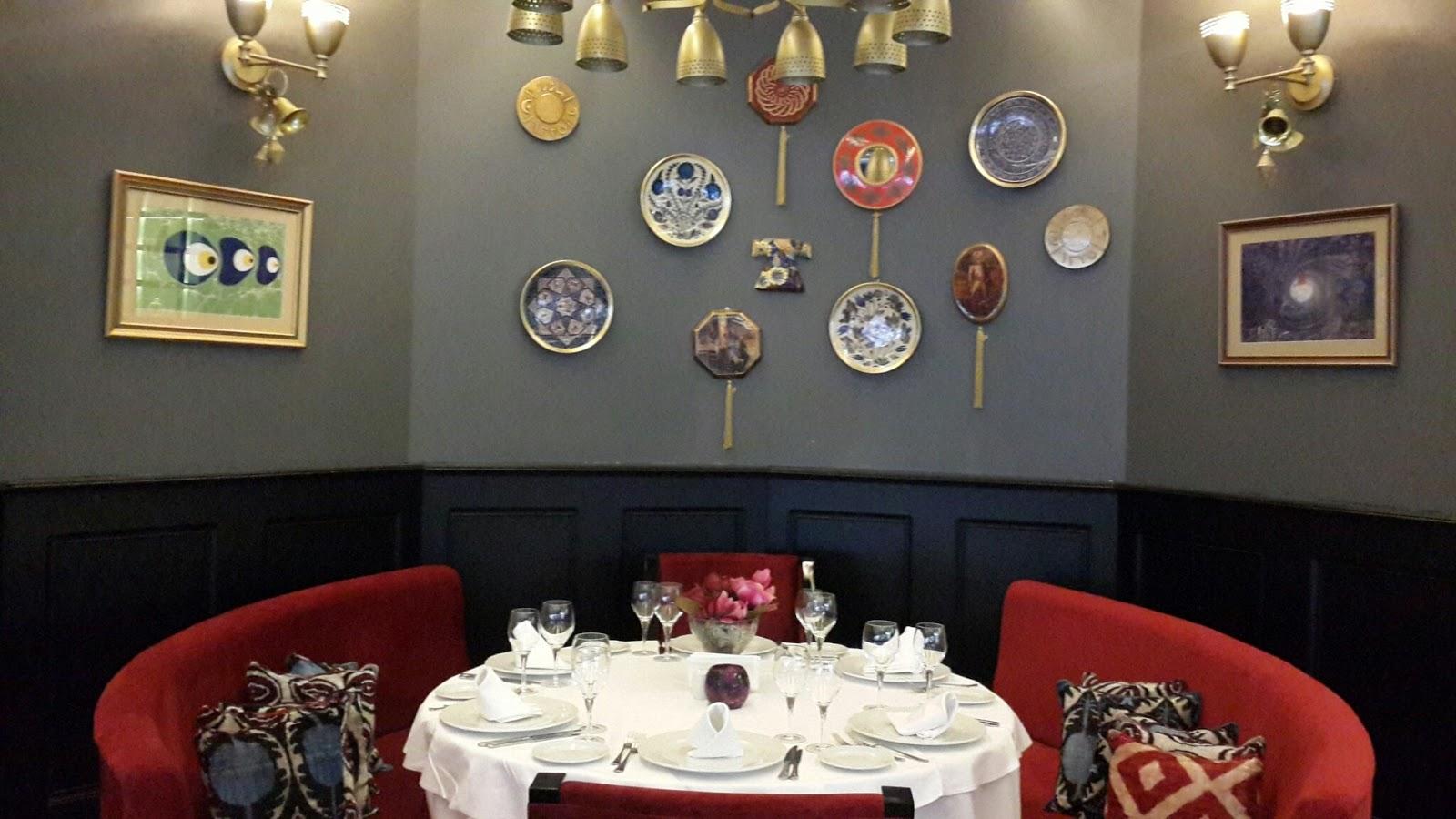 Deraliye Ottoman Cuisine Restaurant