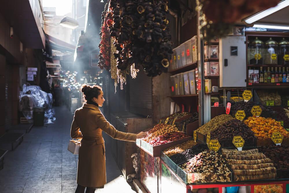 e9ce7629d 4 من ابرز الاسواق الشعبية في اسطنبول - فردوس الحياة للخدمات السياحية ...