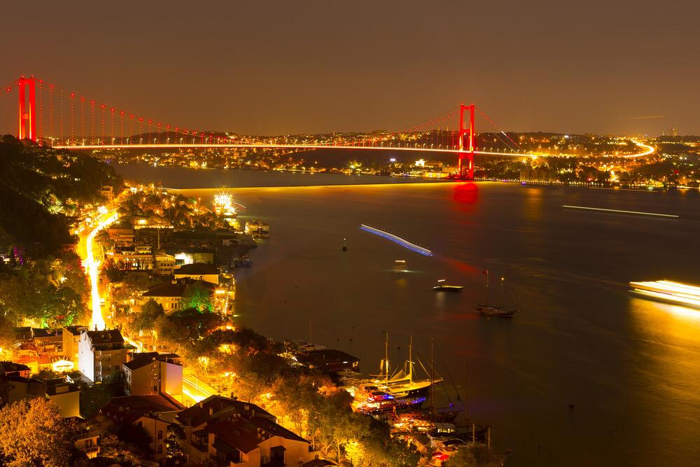 السياحة في تركيا - تلة العرائس الجميلة