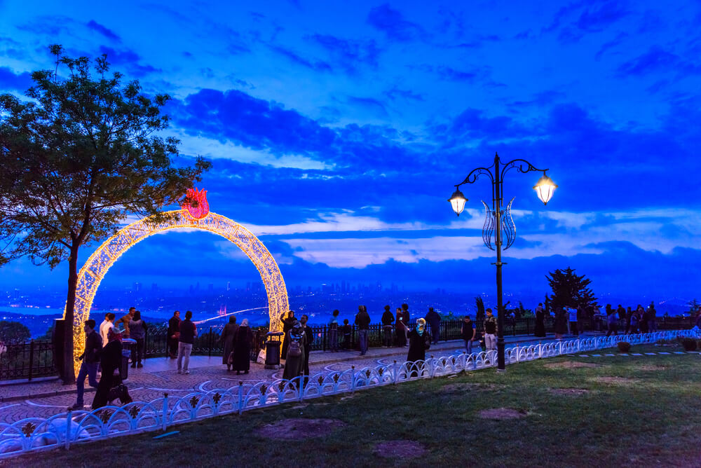 السياحة في تركيا - تلة العرائس