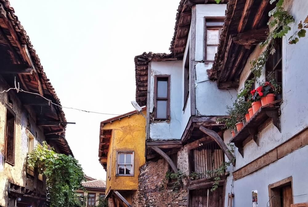 القرى التاريخية في بورصة