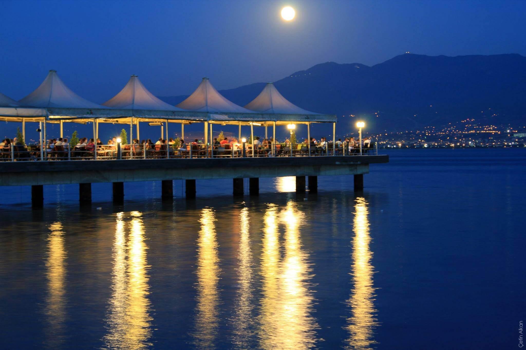مدينة ازميت التركي - البحر الاسود