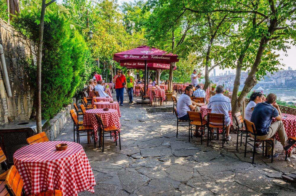 مقهى تلة بيير لوتي
