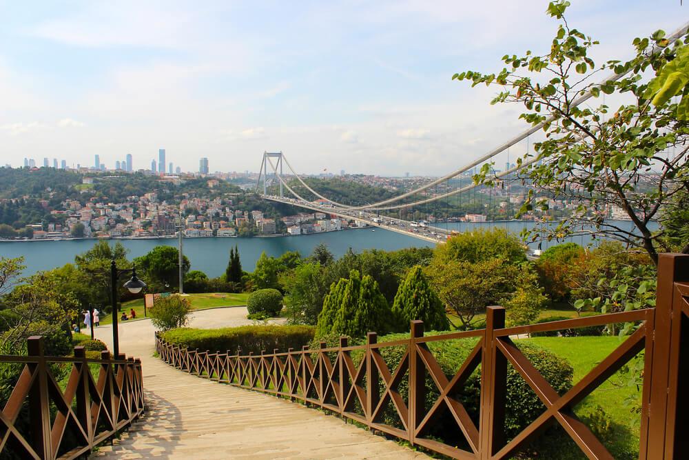الاماكن السياحة في اسطنبول - بيكوز