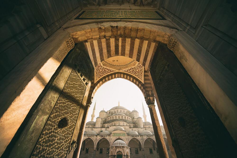 مسجد السلطان احمد - المسجد الازرق في اسطنبول