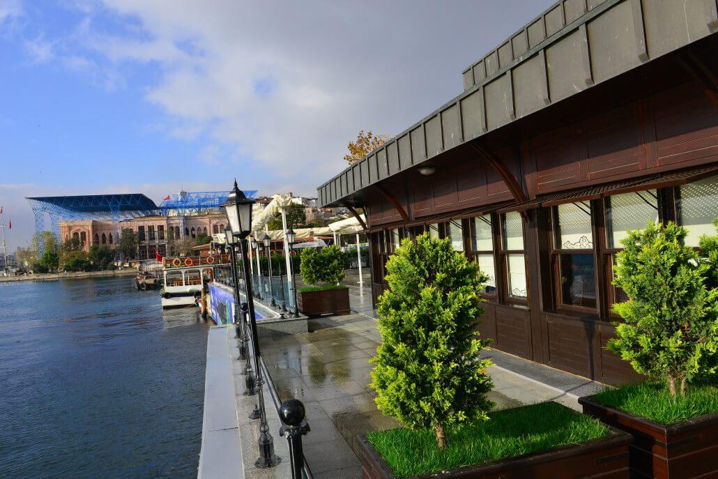 مطاعم بلدية اسطنبول