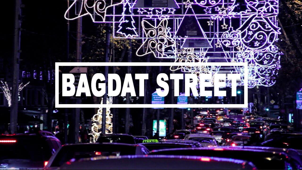 شارع بغداد اسطنبول