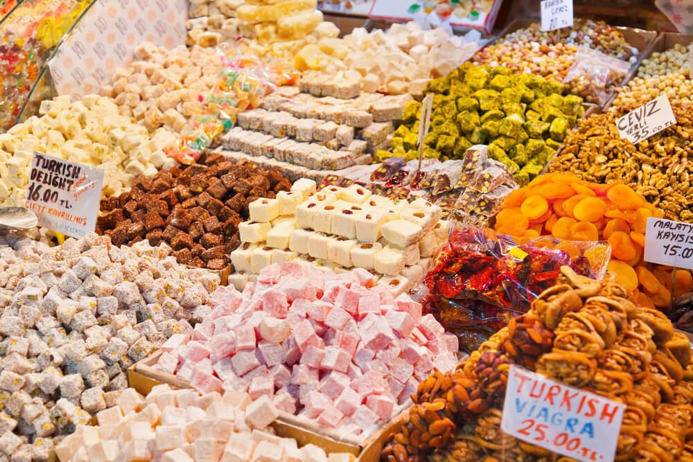 حلويات السوق المصري