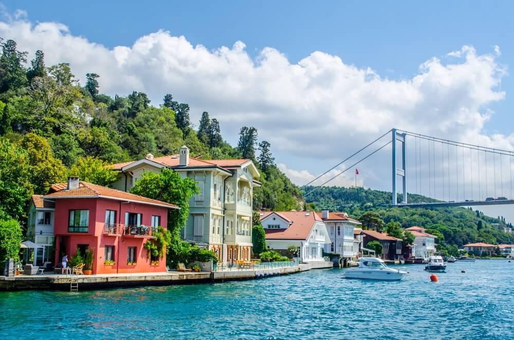 السياحة في تركيا - مضيق البوسفور