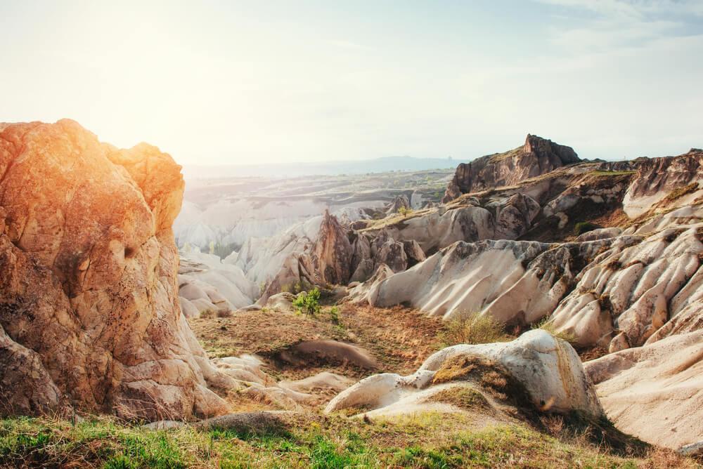 السياحة في تركيا - طبيعة ساحرة