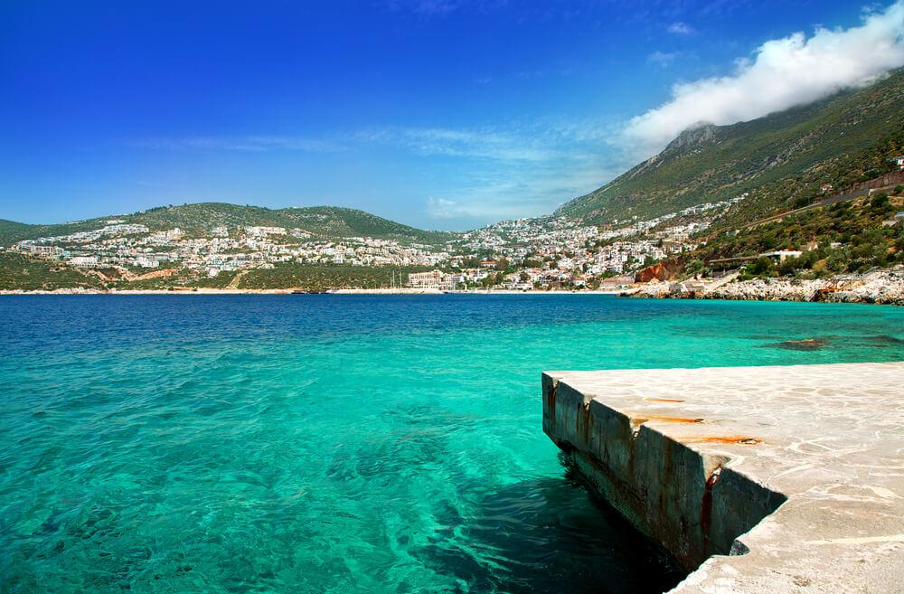 السياحة في تركيا - كالكان