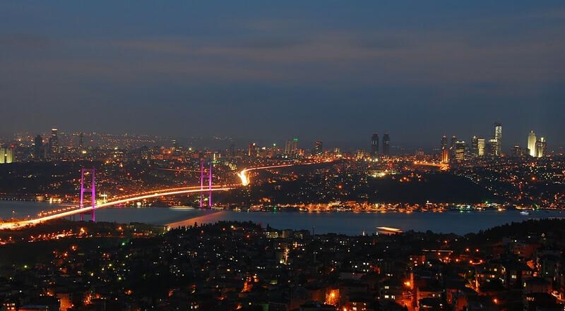 الاماكن السياحية في اسطنبول - تلة العرائس