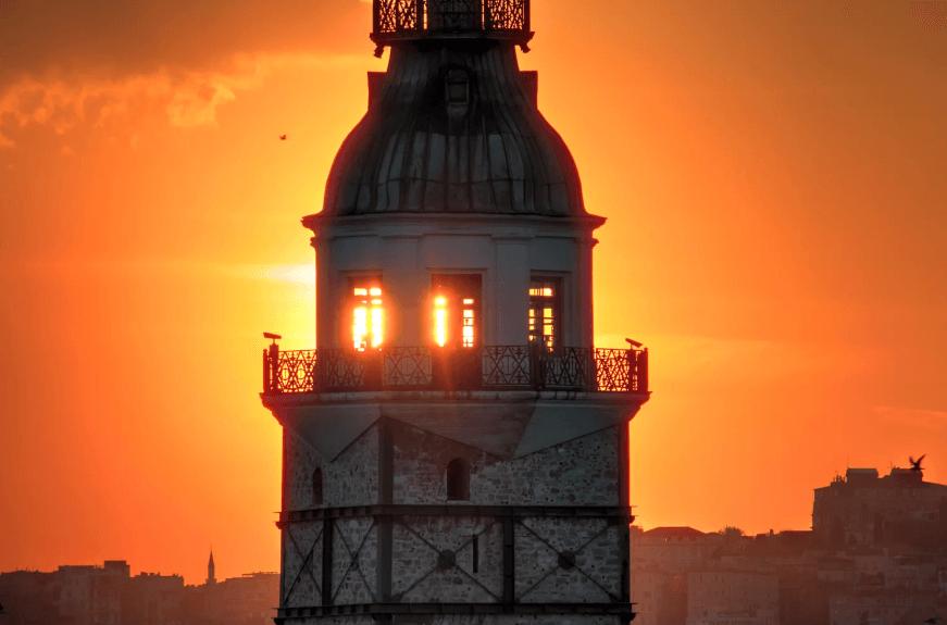 برج الفتاة